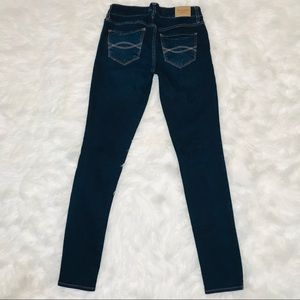 Abercrombie & Fitch Jeans - Abercrombie & Fitch Juniors Super Skinny Jeans